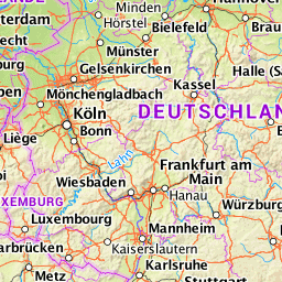 Karte Kassel Und Umgebung.Map De Routenplaner Stadtpläne Landkarten